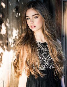 Jade Weber, hermosa modelo infantil - Taringa!