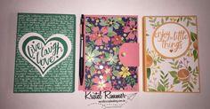 Large Notebooks (Stampin' Up!) - Secretly Scrapbooking (Bunbury, WA)