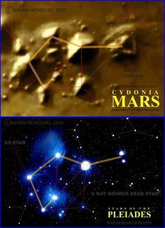 Earth, Moon, Mars:.. Alien StarMaps EVERYWHERE! The 10th Sumerian Tablet: The Anunnaki Built the Pyramids