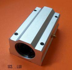 SCS50LUU 50 mm Linear Motion Ball Slide Unit CNC Parts #Affiliate