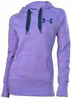 Under Armour Women's UA Charged Cotton® Storm Fleece Hoody. More on the wish list! Cute Athletic Outfits, Cute Gym Outfits, Sport Outfits, Sexy Workout Clothes, Under Armour Outfits, Under Armour Sweatshirts, Amazon Clothes, Fitness Fashion, Fitness Outfits