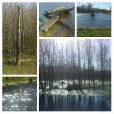 Laakse Slenk, flevoland