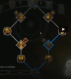 Two Handed Skill Tree