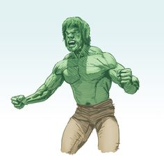 #Hulk #Fan #Art. (TV Hulk) By: King-Oberon. (THE * 3 * STÅR * ÅWARD OF: AW YEAH, IT'S MAJOR ÅWESOMENESS!!!™)[THANK Ü 4 PINNING!!!<·><]<©>ÅÅÅ+(OB4E)   https://s-media-cache-ak0.pinimg.com/564x/ab/18/d7/ab18d75de027ea13850ba2167166e652.jpg