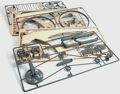 http://www.designboom.com/art/diy-lowrider-wooden-bicycle-by-jurgen-kuipers/