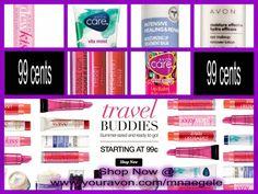 Online Makeup Mill: Avon Special Sale 99 Cent Goodies