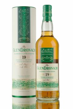 A new Madeira wood finish from GlenDronach distillery and a one-off release of just 3,111 bottles released worldwide. Only 540 bottles allocated for the UK market.
