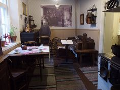 Fiskars museum Finland, Corner Desk, Most Beautiful, Museum, Furniture, Home Decor, Corner Table, Interior Design, Home Interior Design