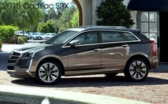 when is the 2015 cadillac srx coming out