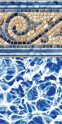 siesta wave swimming pool liner
