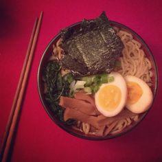 レシピとお料理がひらめくSnapDish - 6件のもぐもぐ - Homemade Ramen by Snootybeans