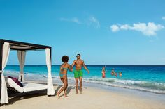 Beach Day Is Every At The S Only Breathless Riviera Cancun
