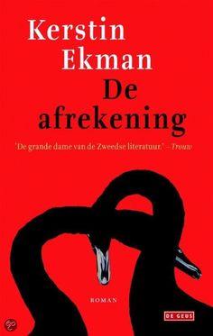 Kerstin Ekman -  De afrekening Ebook) €17,05