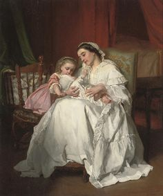 The New Arrival, 1862 | In the Swan's Shadow