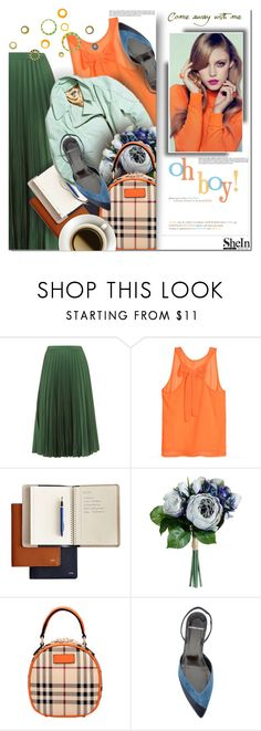 """Shein10"" by barbarela11 ❤ liked on Polyvore featuring Topshop, Retrò, Pierre Hardy, women's clothing, women, female, woman, misses, juniors and Winter"