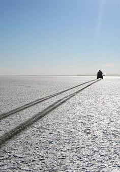 Makgadikadi Salt Pans, Botswana
