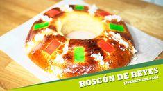 Roscón de Reyes. Receta Definitiva!!!