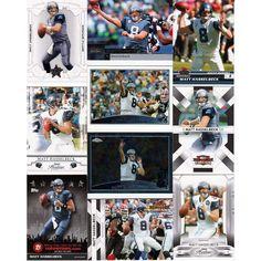 50 + Different MATT HASSELBECK cards lot 2001 - 2012 career Seahawks Titans