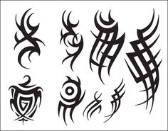 tribal butterfly and flower drawings - Google Search