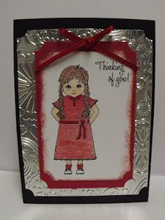another sweet n sassy stamps set used