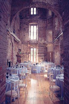 Lulworth Castle Wedding Photographers of venue. Photography by one thousand words wedding photographers