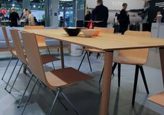 NAAMANKA at the Habitare Furniture Fair in Helsinki, 2017 Helsinki, Conference Room, Table, Furniture, Home Decor, Decoration Home, Room Decor, Tables, Home Furnishings
