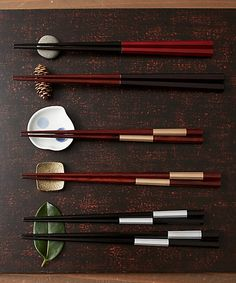 [兵左衛門]六角塗分 面取箸・八角市松箸 / chopsticks on ShopStyle