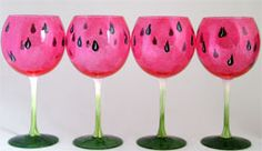 Watermelon glasses and other cool things