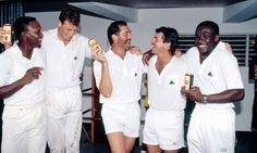 English team, early 90's