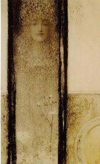 Art Database, Candle Sconces, Art Nouveau, Wall Lights, Colours, Statue, Artwork, Mystery, Illustration Art