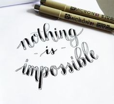 If you have a dream just go for it! Remember that nothing is impossible