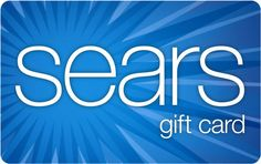 $250 / $500 Sears Gift Card All cards purchased will ship within 2 business days from the time of order. Cards will ship via USPS First Class Mail (no... #delivery #mail #card #gift #sears