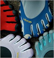 Vibram 5 finger shoes...curious if they are really comfortable?