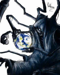 Deus Ex Machina -Ep 1 Creazione della terra e della luna