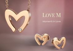 Mouawad has been enchanting customers with magnificent jewelry and timepieces since Discover our exclusive jewelry and watch collections. Heart Jewelry, Cute Jewelry, Jewelry Box, Jewelry Rings, Jewelery, Silver Jewelry, Pendant Set, Gold Pendant, Valentines Jewelry