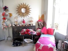 At Home With Linda Rodin | So Haute Design Blog by Nicole Gibbons