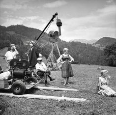 Sound Of Music Movie, Music Film, I Movie, Star Pictures, Great Films, About Time Movie, Filming Locations, Recording Studio, Film Stills