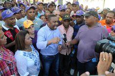 René Polanco acusa a alcalde SDN de mentir para justificar su desamparo a las comunidades