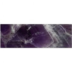 Recreate a purple galaxy in your own bathroom, Aura Amethyst from Dune is an all glass tile with a stunning aesthetics and deep colours.