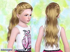 Skysims Hair Child 188