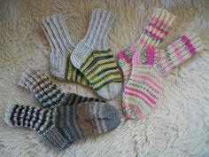 sukkia jämälangoista