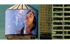 The Water Tank Project Marilyn Minter, Water Tank, Polaroid Film, Projects, Fun, Travel, Log Projects, Voyage, Fish Tank