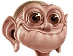 Animated Gif by Cartoon Gifs, Cartoon Faces, Funny Faces, Cute Cartoon, Funny Gifs, Animated Emoticons, Animated Gif, Animation, Gif Mignon