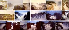 Saltos del Guairá o 7 Quedas. Ubicada en la frontera de Brasil y Paraguay, era la catarata más grande del planeta (por su caudal de agua), sumaba 18 caídas o saltos estruendosos, Pero, semejante maravilla natural, fue dinamitada, destruida e inundada para siempre... ✿⊱╮Mirtha Aguilera