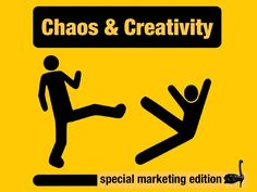 Special marketing edition of chaos and creativity by | Jason Theodor #Slideshare #creativity
