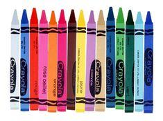 A Lot of Crayolas  Silkscreen by Mickey Myers 1977