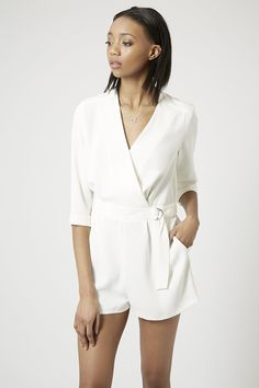 Photo 3 of Clean-Cut D-Ring Playsuit