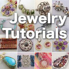 Jewelry-Making Tutorials