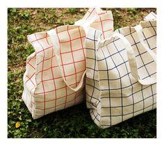 Grid Eco Bag