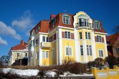 My dream house in Helsinki, for when I move to Finland.